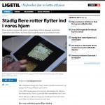 Indslag på DR1 om rotter 24.02.2016